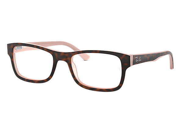 Ray-Ban 0RX5268-RB5268 Havane,Rose OPTICAL