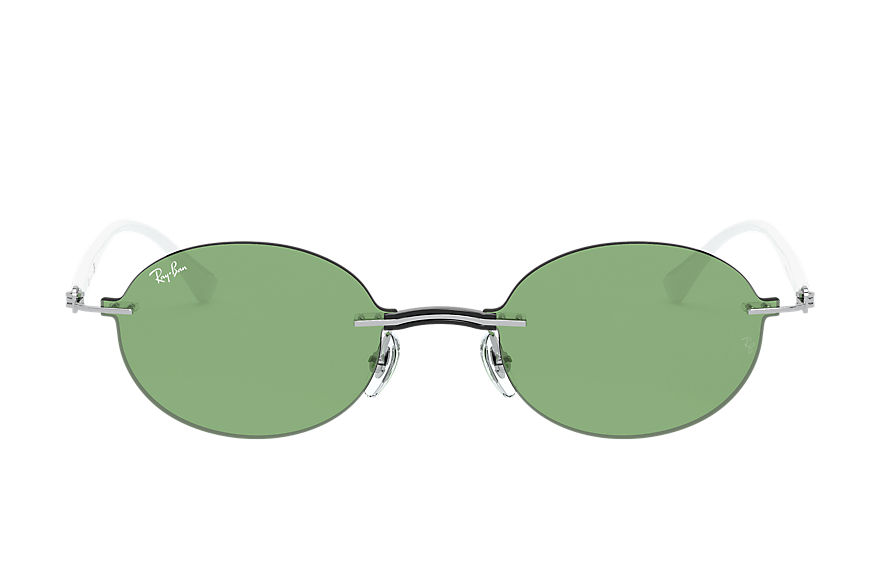 Ray-Ban  sunglasses RB8060 UNISEX 002 rb8060 zilver 8056597141437