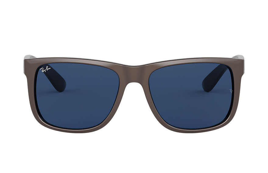 Ray-Ban  sunglasses RB4165F UNISEX 003 贾斯丁·混色 茶色 8056597145534
