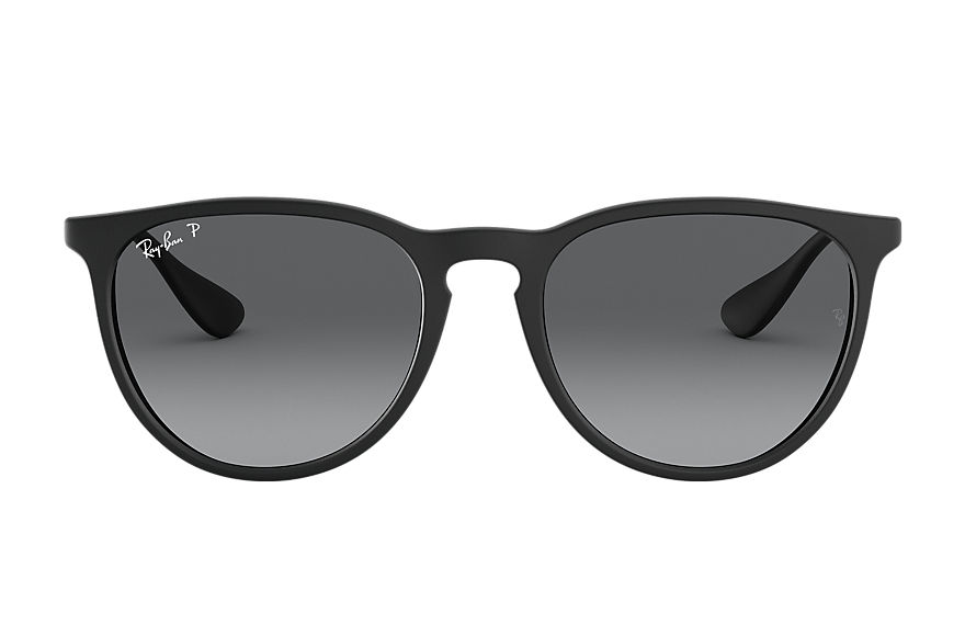 Ray-Ban ERIKA COLOR MIX Black with Grey Gradient lens