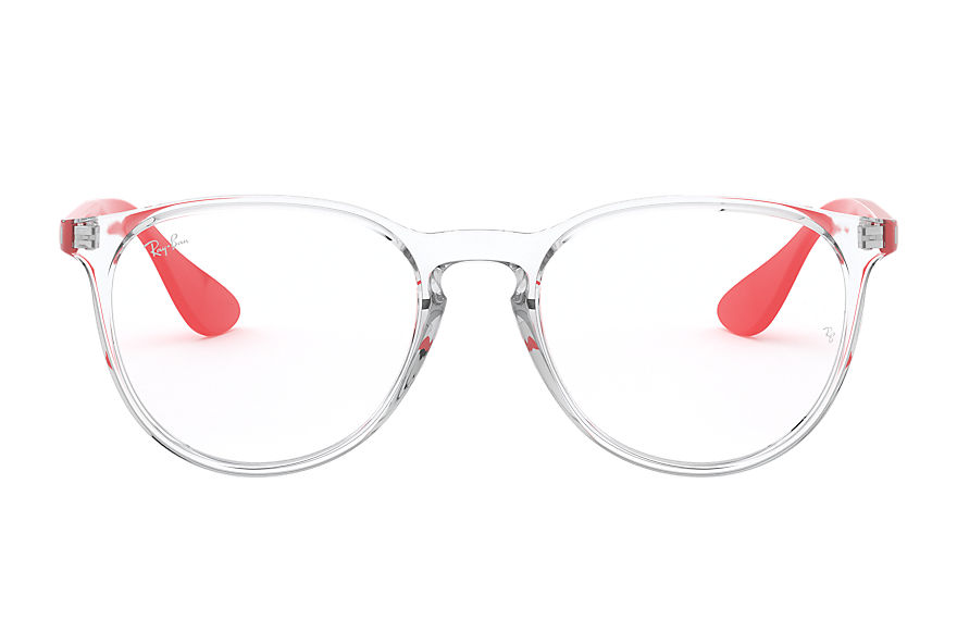Ray-Ban  eyeglasses RX7046F UNISEX 004 erika optics 투명 8056597145886