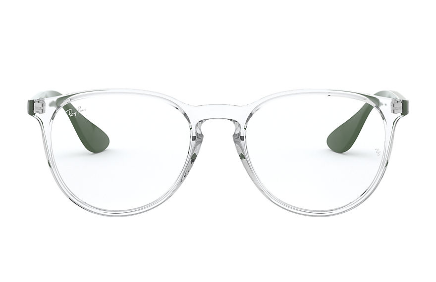 Ray-Ban  eyeglasses RX7046F UNISEX 006 erika optics transparent 8056597145947
