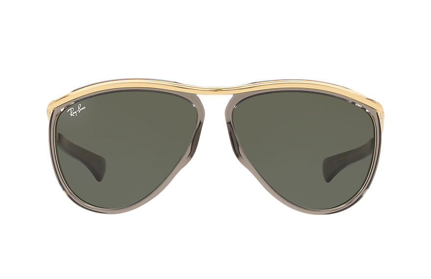 Ray-Ban  sunglasses RB2219 UNISEX 002 aviator olympian reloaded light grey 8056597147514