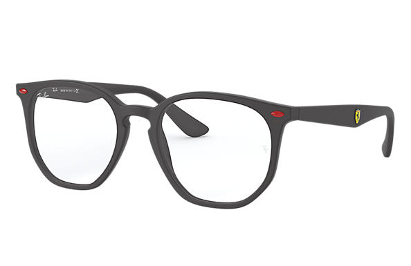 Ray-Ban Eyeglasses RB7151M SCUDERIA FERRARI COLLECTION Matte Black