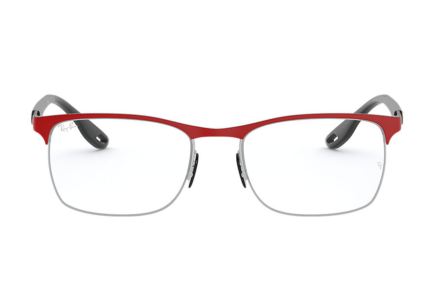 Ray-Ban  graduados RX8416M MALE 005 rb8416m scuderia ferrari collection vermelho mate 8056597147910