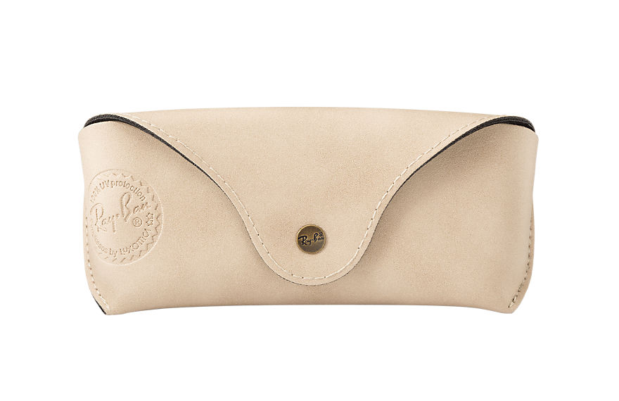 Ray-Ban Shades Shell Ltd Case Ivory