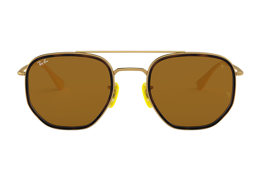 Ray-Ban  sunglasses RB3748M UNISEX 001 rb3748m scuderia ferrari collection gold 8056597148306