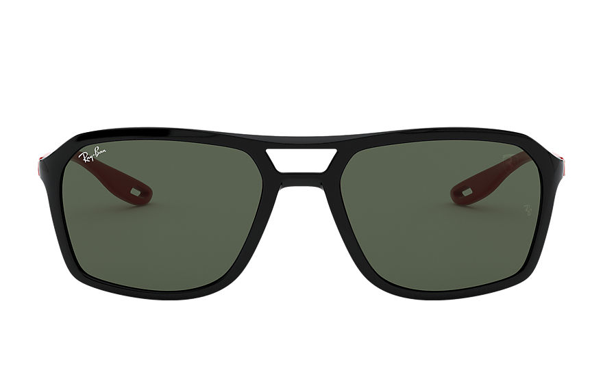 Ray-Ban  occhiali da sole RB4329M MALE 004 rb4329m scuderia ferrari collection nero 8056597148382