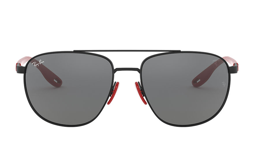 Ray-Ban  sonnenbrillen RB3659M MALE 005 rb3659m scuderia ferrari collection matte black 8056597148405