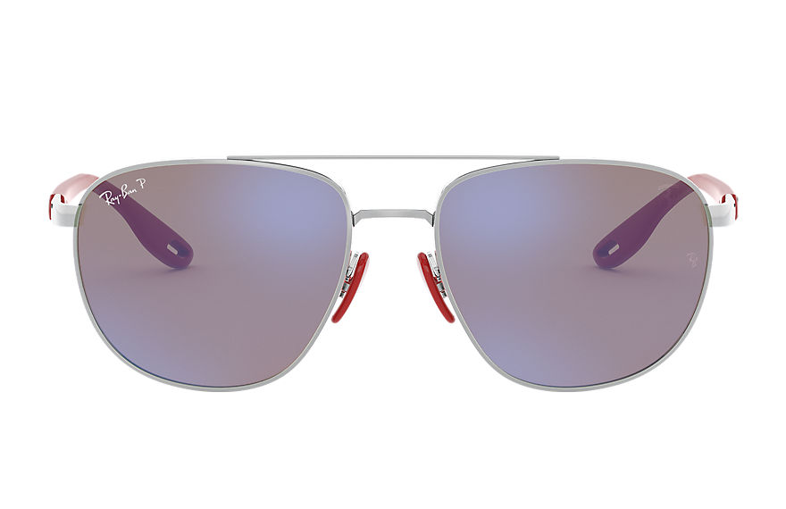Ray-Ban  sonnenbrillen RB3659M MALE 003 rb3659m scuderia ferrari collection silber 8056597148429