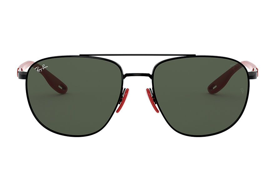 Ray-Ban  sonnenbrillen RB3659M MALE 001 rb3659m scuderia ferrari collection schwarz 8056597148443