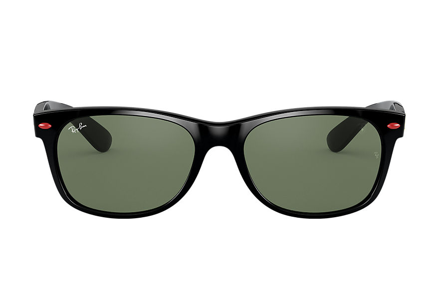 Ray-Ban  sonnenbrillen RB2132M UNISEX 001 rb2132m scuderia ferrari collection schwarz 8056597148450