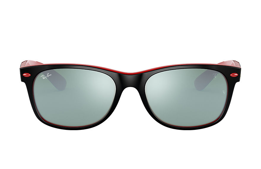 Ray-Ban  sonnenbrillen RB2132M UNISEX 001 rb2132m scuderia ferrari collection matte black 8056597148474