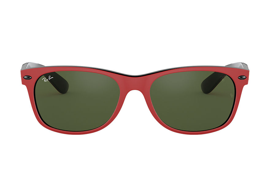 Ray-Ban  sonnenbrillen RB2132M UNISEX 001 rb2132m scuderia ferrari collection matte red 8056597148481