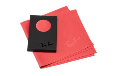 Ray-Ban Cleaning Cloth_8056597150132