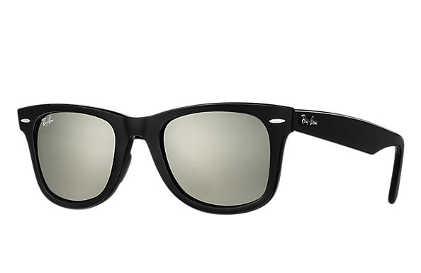 Ray-Ban 0RB4340-WAYFARER X SAVE THE CHILDREN Black SUN