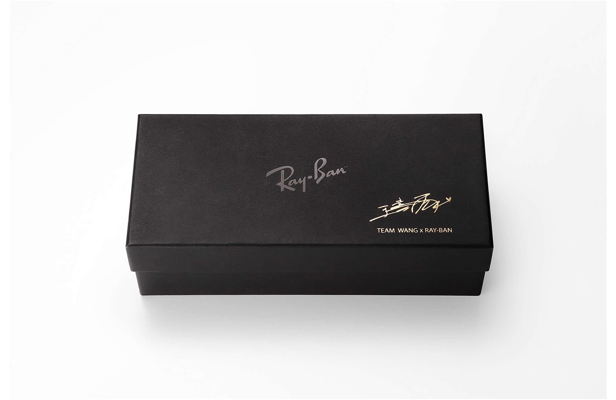 Ray Ban Rb3612 Team Wang X Ray ban RB3612 Silber Metall