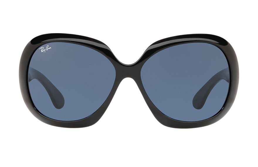 Ray-Ban Jackie Ohh II Limited Edition Black with Dark Blue Classic lens