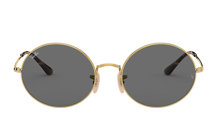 Ray-Ban  sunglasses RB1970 UNISEX 013 oval 1970 gold 8056597177443