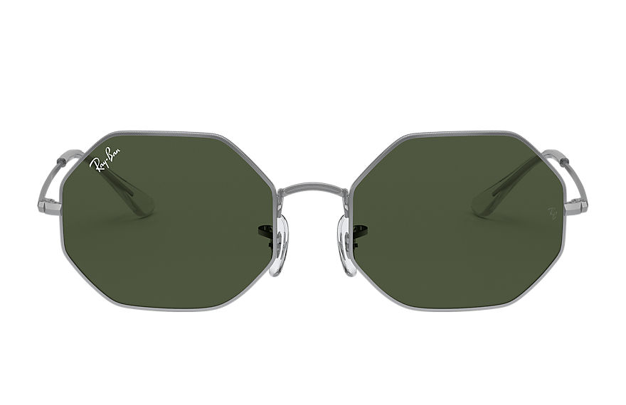Ray-Ban  sunglasses RB1972 UNISEX 006 octagon 1972 silver 8056597177481