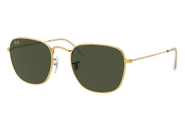 Ray-Ban 0RB3857-FRANK LEGEND GOLD Gold SUN