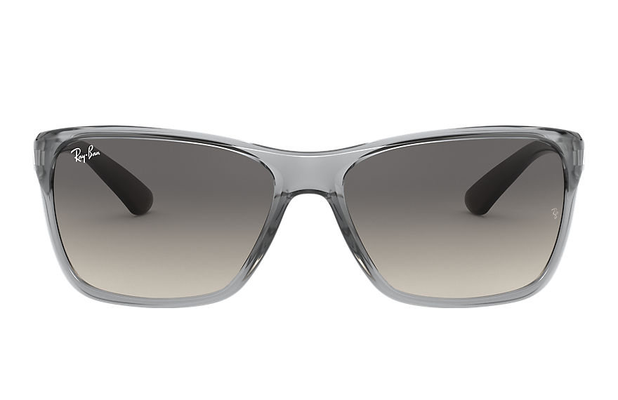 Ray-Ban  sunglasses RB4331 MALE 001 rb4331 transparant grijs 8056597178679