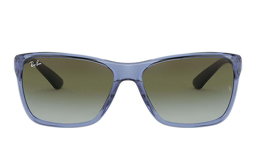 Ray-Ban  sunglasses RB4331 MALE 001 rb4331 transparant blauw 8056597178853