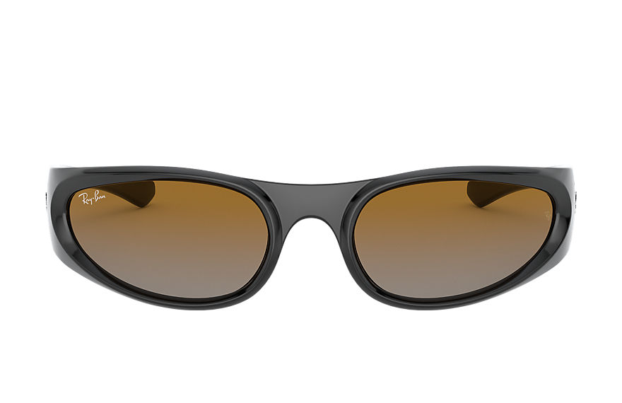 Ray-Ban  sunglasses RB4332 UNISEX 021 rb4332 negro 8056597178983
