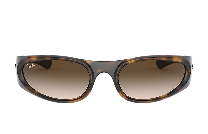 Ray-Ban  sunglasses RB4332 UNISEX 018 rb4332 tortoise 8056597179034