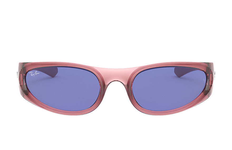 Ray-Ban  sunglasses RB4332 UNISEX 020 rb4332 pink 8056597179041
