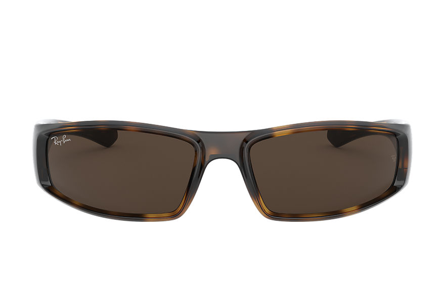 Ray-Ban  sunglasses RB4335 UNISEX 018 rb4335 tortoise 8056597179133