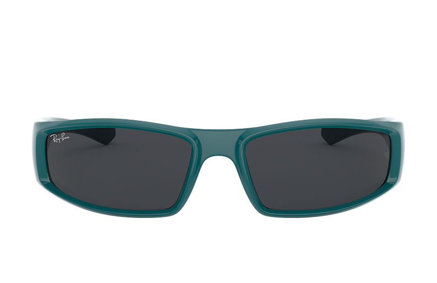 Ray-Ban  sunglasses RB4335 UNISEX 015 rb4335 turquoise 8056597179164