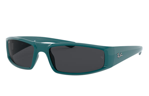 Ray-Ban Sunglasses RB4335 Red with Grey Classic lens