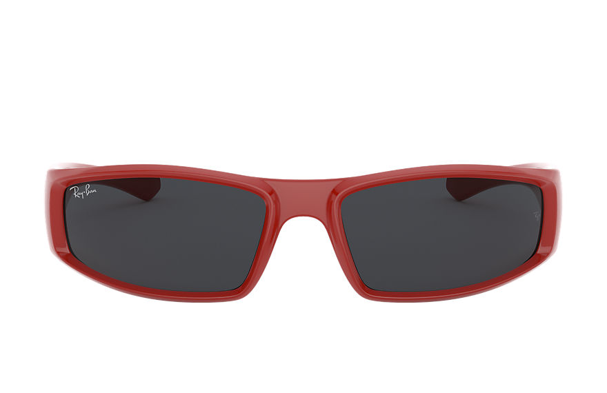 Ray-Ban  sonnenbrillen RB4335 UNISEX 017 rb4335 rot 8056597179171