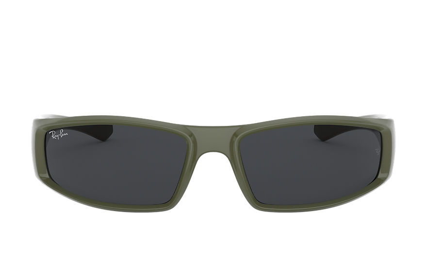 Ray-Ban  sunglasses RB4335 UNISEX 021 rb4335 green 8056597179195