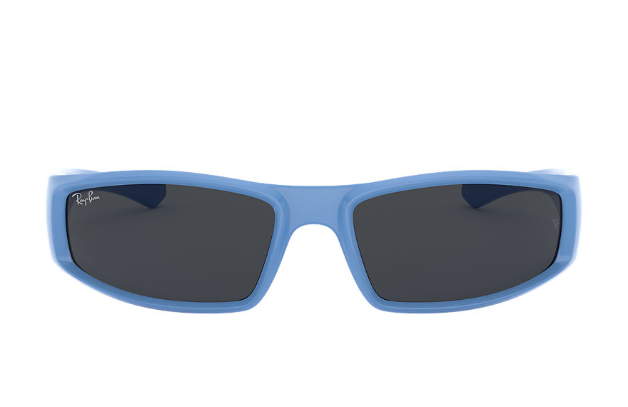 Ray-Ban  sunglasses RB4335 UNISEX 024 rb4335 light blue 8056597179201