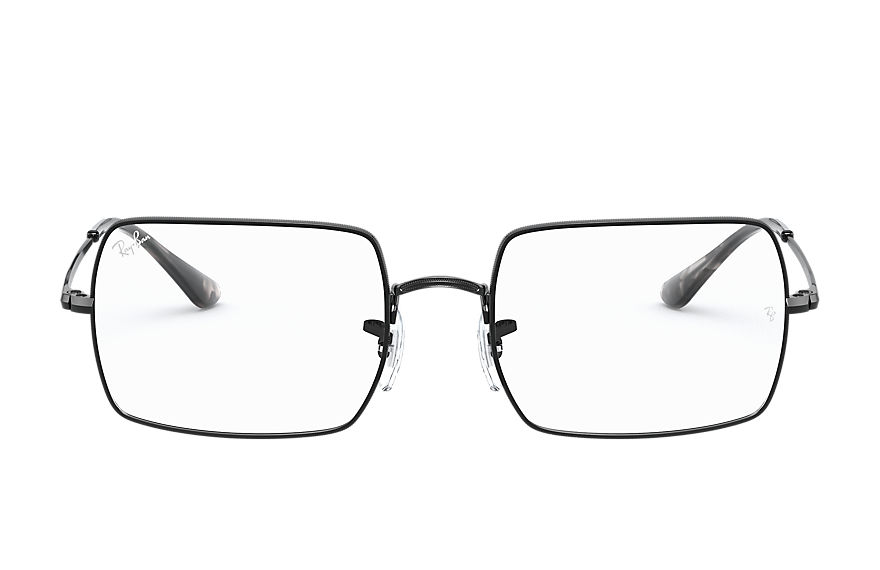 Ray-Ban  eyeglasses RX1969V UNISEX 008 rb1969v rectangle black 8056597180184