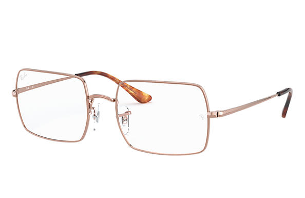 Ray-Ban Eyeglasses RB1969V RECTANGLE Copper