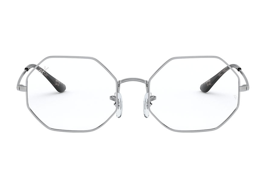 Ray-Ban Eyeglasses RB1972V OCTAGON Silver
