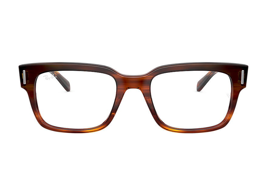 Ray-Ban  eyeglasses RX5388 MALE 001 rb5388 striped red havana 8056597182447