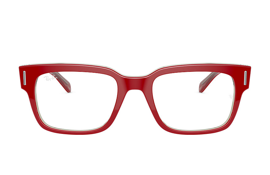 Ray-Ban  eyeglasses RX5388 MALE 001 rb5388 red 8056597182508