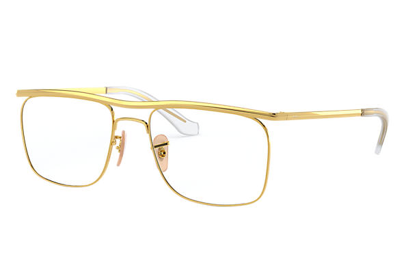 Ray-Ban Graduados OLYMPIAN IX OPTICS Ouro