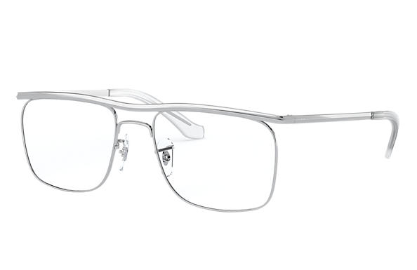 Ray-Ban 0RX6519-OLYMPIAN IX OPTICS Silver OPTICAL