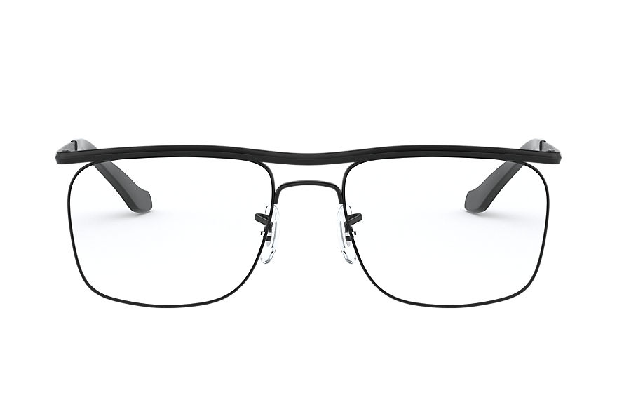 Ray-Ban  eyeglasses RX6519 UNISEX 006 olympian ix optics black 8056597182843