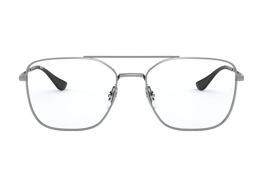 Ray-Ban  eyeglasses RX6450 UNISEX 006 rb6450 staalgrijs 8056597183352