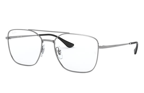 Ray-Ban 0RX6450-RB6450 Gunmetal OPTICAL