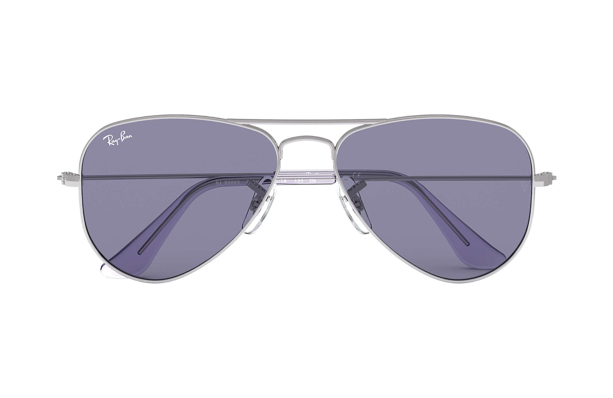 ray ban jr solbriller rj9506s aviator
