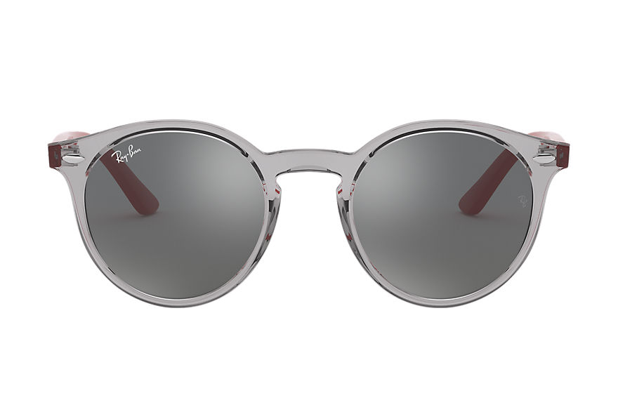 Ray-Ban  sunglasses RJ9064S CHILD 006 rj9064s transparent grey 8056597186605