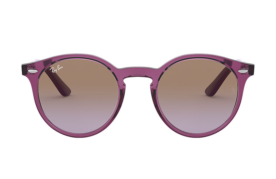 Ray-Ban  sunglasses RJ9064S CHILD 005 rj9064s transparent violet 8056597186629
