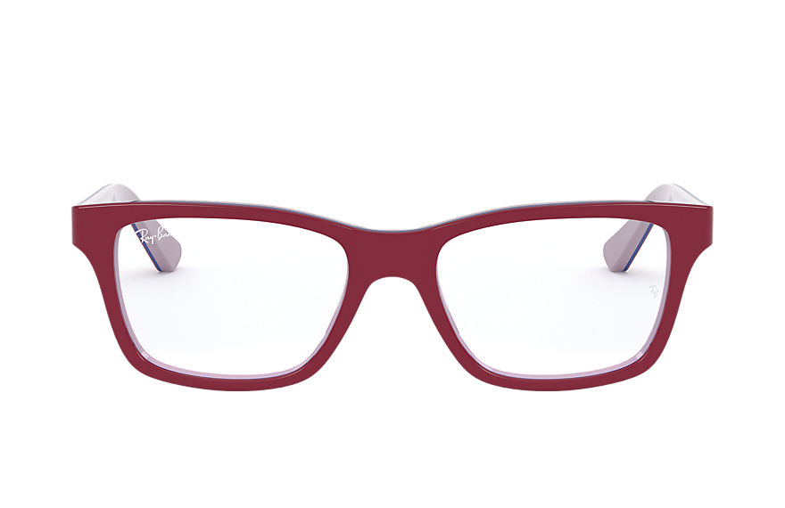 Ray-Ban  eyeglasses RY1536 CHILD 008 rb1536 red 8056597186896